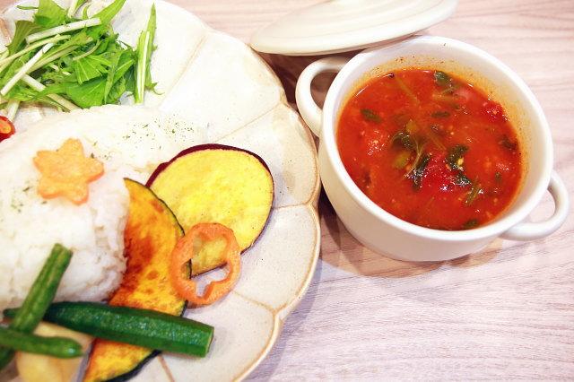 野菜ラッサムカレー