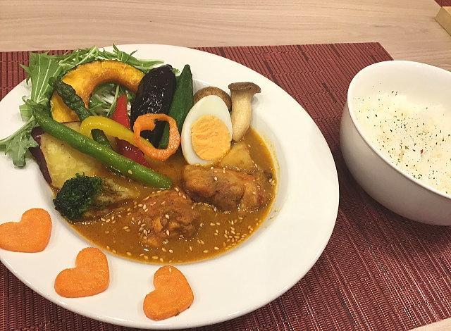 スープカレー(期間限定)